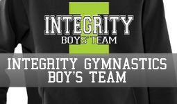 Integrity Gymnastics Boy's Team